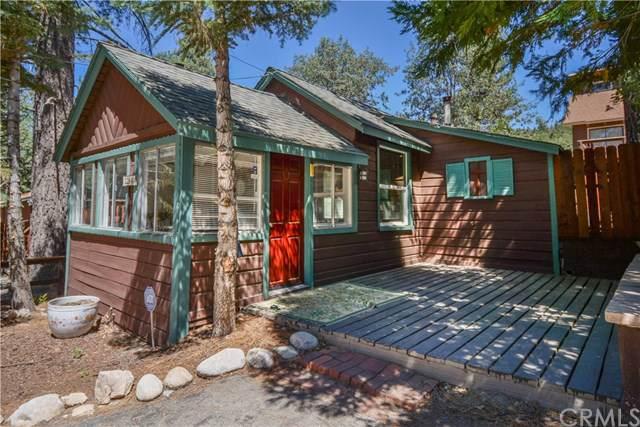 32940 Chipmunk Lane, Arrowbear, CA 92382 (#EV19194256) :: Faye Bashar & Associates