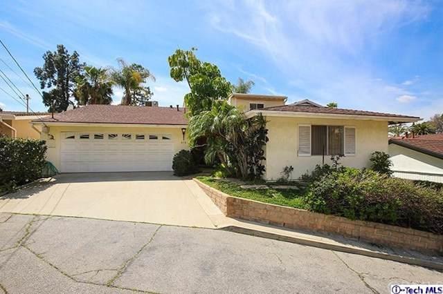 515 E Mountain Street, Glendale, CA 91207 (#319003324) :: The Brad Korb Real Estate Group