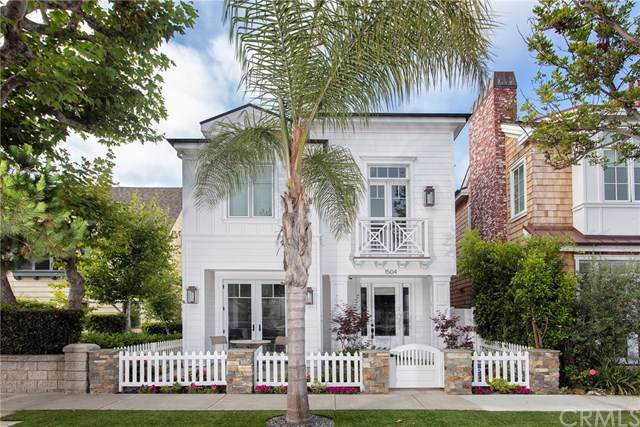 1504 E Balboa Boulevard, Newport Beach, CA 92661 (#NP19192427) :: Fred Sed Group