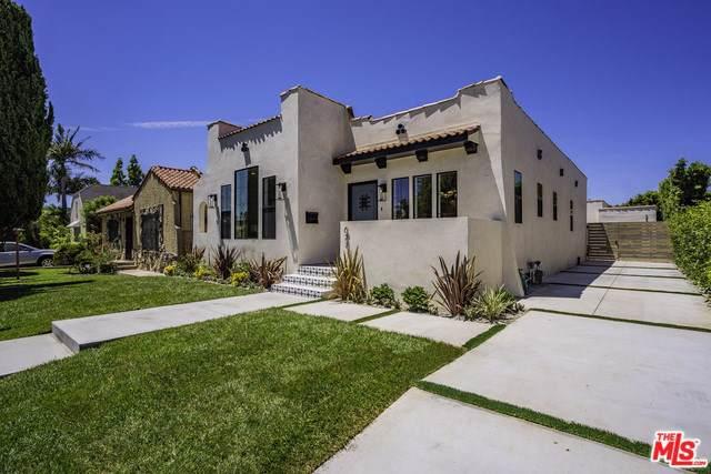 627 N Sierra Bonita Avenue, Los Angeles (City), CA 90036 (#19496976) :: California Realty Experts