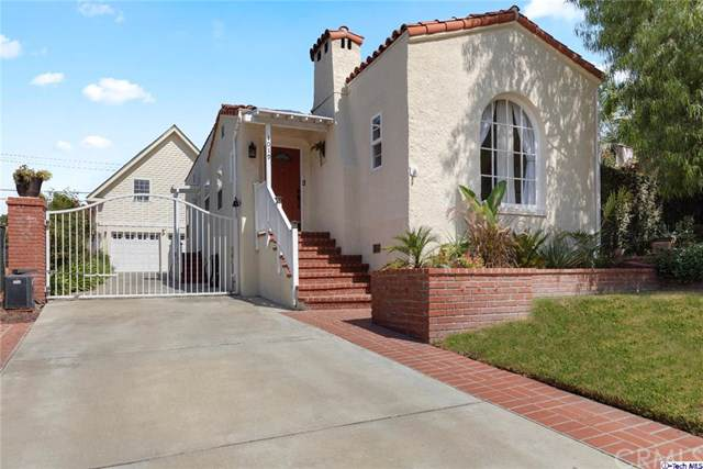 1019 E San Jose Avenue, Burbank, CA 91501 (#319003141) :: Team Tami