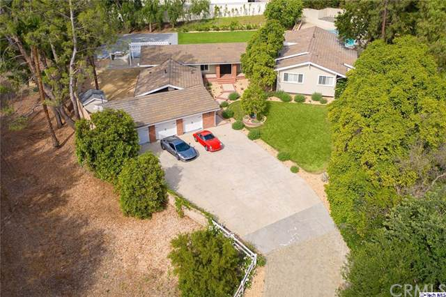 23760 Oakfield Road, Hidden Hills, CA 91302 (#319003330) :: The Laffins Real Estate Team
