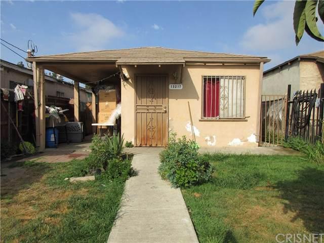 13217 S Largo Avenue, Compton, CA 90222 (#SR19188781) :: RE/MAX Masters
