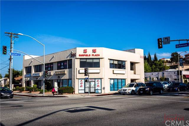 300 S Garfield Avenue #209, Monterey Park, CA 91754 (#WS19195052) :: Fred Sed Group