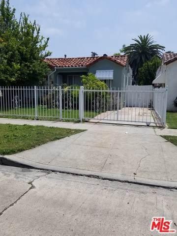 2734 S Cochran Avenue, Los Angeles (City), CA 90016 (#19499550) :: Z Team OC Real Estate