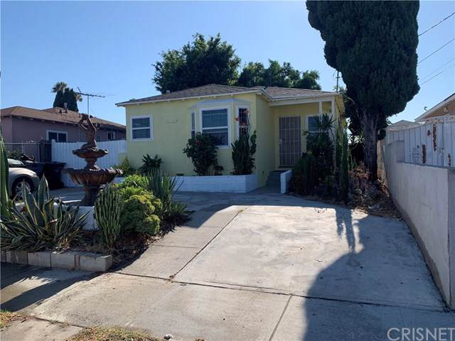 10113 Dalerose Avenue, Inglewood, CA 90304 (#SR19188306) :: Allison James Estates and Homes