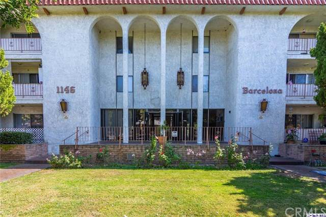 1146 E Lexington Drive #210, Glendale, CA 91206 (#319003322) :: The Brad Korb Real Estate Group