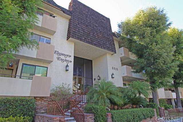 5315 Yarmouth Avenue #108, Encino, CA 91316 (#SR19195210) :: A|G Amaya Group Real Estate