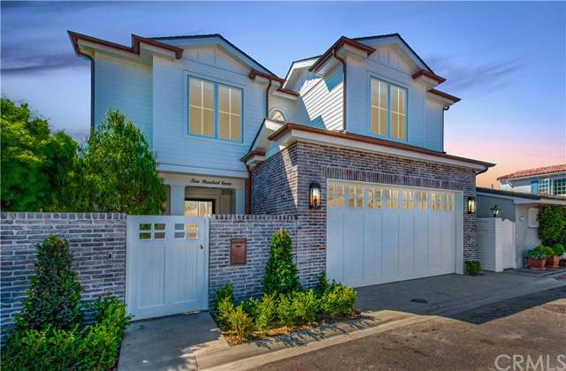 207 Via Ithaca, Newport Beach, CA 92663 (#NP19193697) :: Brandon Hobbs Group