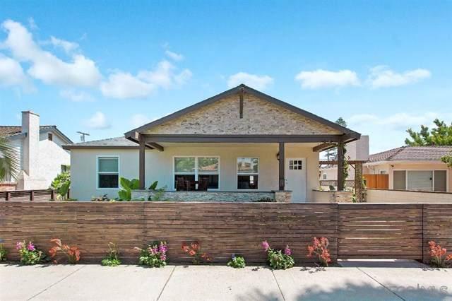 1067 Oliver Avenue, San Diego, CA 92109 (#190045407) :: The Najar Group