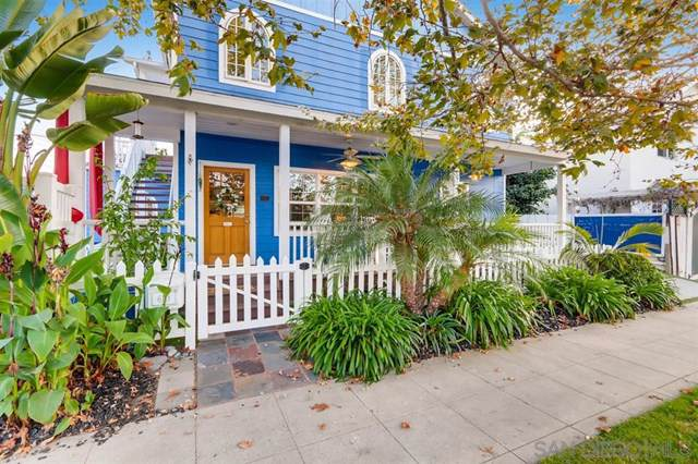 610 4Th St, Coronado, CA 92118 (#190045420) :: The Laffins Real Estate Team
