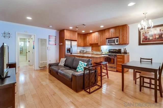 1049 Felspar Street #7, San Diego, CA 92109 (#190045421) :: The Najar Group