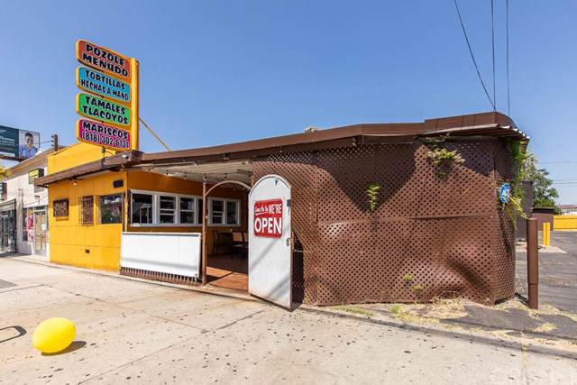 13355 Van Nuys Boulevard, Pacoima, CA 91331 (#SR19195380) :: Faye Bashar & Associates