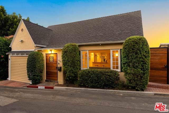 1642 Redesdale Avenue, Los Angeles (City), CA 90026 (#19499782) :: Faye Bashar & Associates
