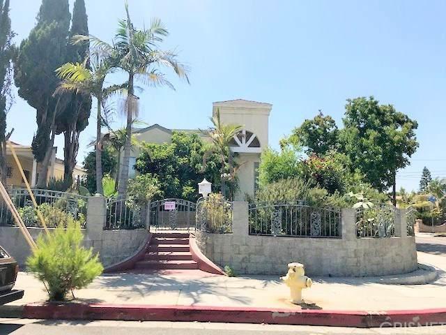 1001 S Truro Avenue, Inglewood, CA 90301 (#SR19195317) :: Allison James Estates and Homes