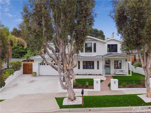 2310 Fairhill Drive, Newport Beach, CA 92660 (#OC19195579) :: Fred Sed Group