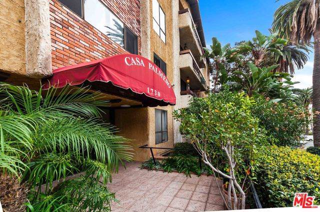 1735 N Fuller Avenue #421, West Hollywood, CA 90046 (#19500388) :: The Danae Aballi Team