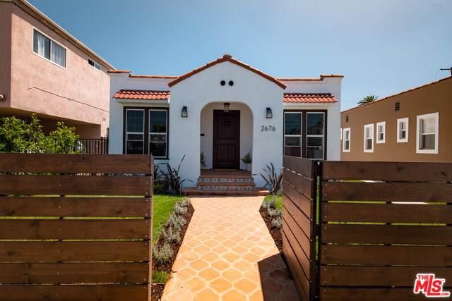 2676 S Redondo, Los Angeles (City), CA 90016 (#19500048) :: Z Team OC Real Estate