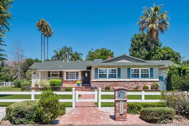 17457 Lahey Street, Granada Hills, CA 91344 (#SR19195809) :: Allison James Estates and Homes