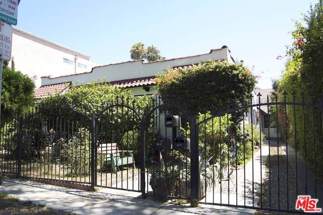 1246 N Formosa Avenue, West Hollywood, CA 90046 (#19499680) :: The Danae Aballi Team