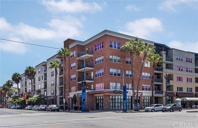 300 E 4th Street #127, Long Beach, CA 90802 (#PW19193651) :: The Danae Aballi Team