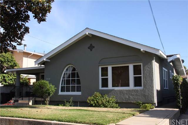 1316-1318 E Harvard Street #4, Glendale, CA 91205 (#SR19195784) :: The Brad Korb Real Estate Group