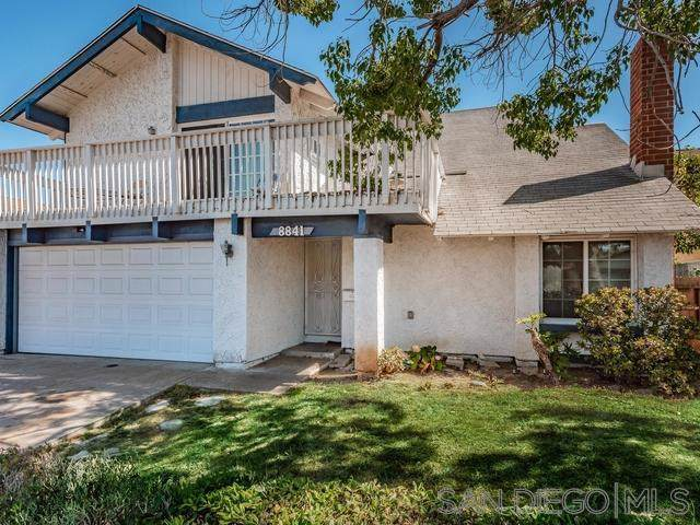 8841 Taurus Pl, San Diego, CA 92126 (#190045563) :: The Najar Group