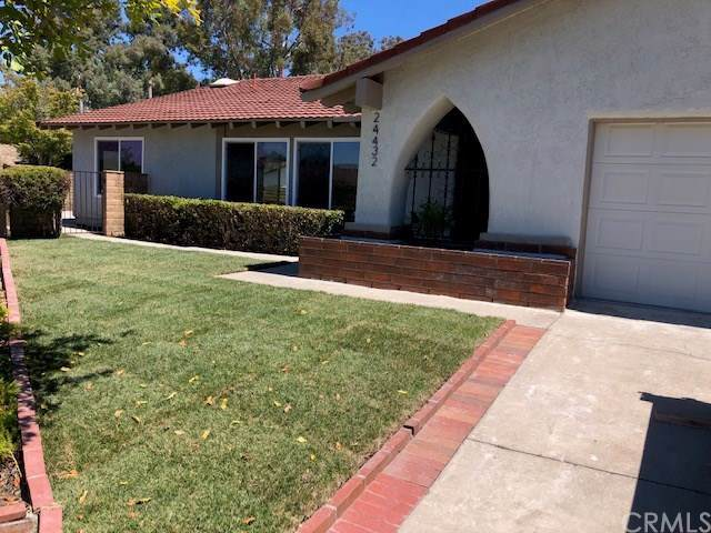 24432 Quintana Drive, Mission Viejo, CA 92691 (#CV19196002) :: Team Tami