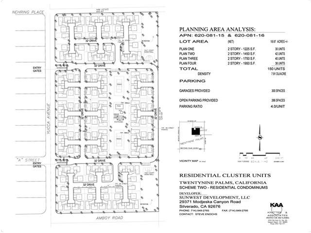 0 Amboy Road, 29 Palms, CA 92277 (#JT19196004) :: The Costantino Group | Cal American Homes and Realty
