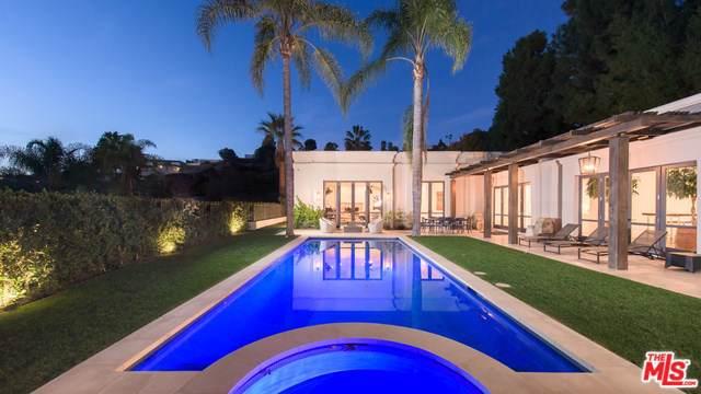 2720 Ellison Drive, Beverly Hills, CA 90210 (#19500292) :: Team Tami