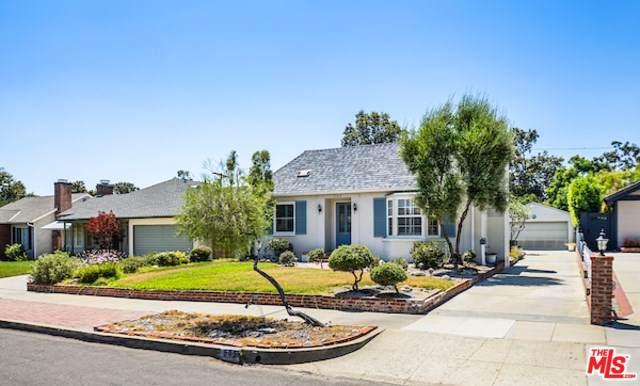 605 N Sunnyslope Avenue, Pasadena, CA 91107 (#19499832) :: Legacy 15 Real Estate Brokers