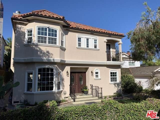 3015 Glenn Avenue, Santa Monica, CA 90405 (#19500584) :: The Danae Aballi Team
