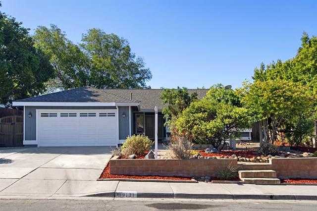 9131 Camino Lago Vista, Spring Valley, CA 91977 (#190045620) :: Fred Sed Group