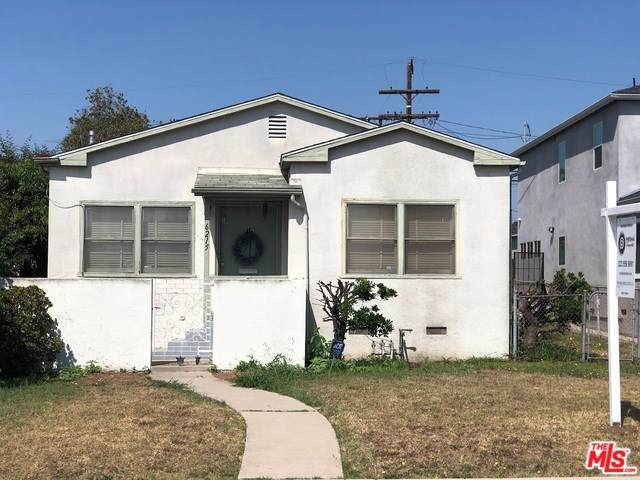 6215 Alviso Avenue, Los Angeles (City), CA 90043 (#19500612) :: The Danae Aballi Team