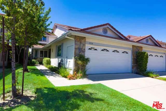 19554 Turtle Ridge Lane, Northridge, CA 91326 (#19499716) :: Faye Bashar & Associates