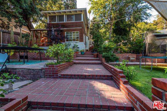 8709 Lookout Mountain Avenue, Los Angeles (City), CA 90046 (#19500504) :: California Realty Experts