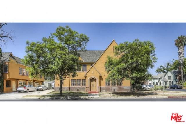 2001 S Gramercy Place, Los Angeles (City), CA 90018 (#19500452) :: Z Team OC Real Estate