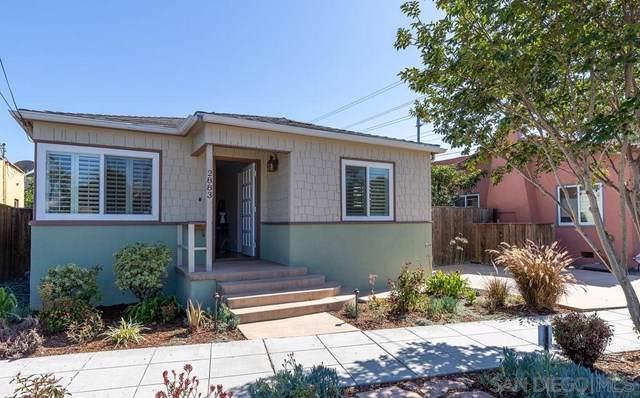 2883 Copley Ave, San Diego, CA 92116 (#190045645) :: OnQu Realty