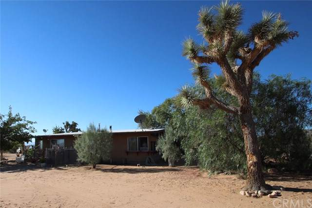 60153 Stearman Road, Yucca Valley, CA 92285 (#JT19193477) :: The Danae Aballi Team