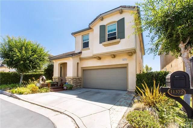 11372 Oakford Lane, Porter Ranch, CA 91326 (#SR19196362) :: Faye Bashar & Associates