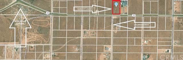 0 Hwy 18, Apple Valley, CA 92307 (#CV19196428) :: The Costantino Group | Cal American Homes and Realty