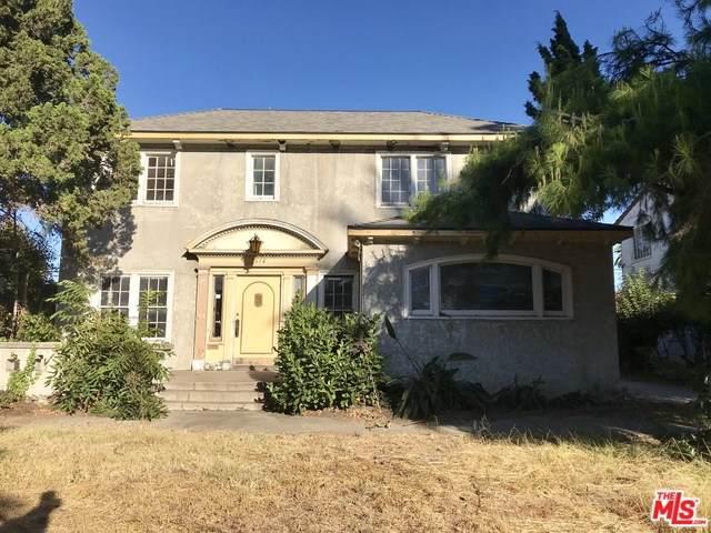 1614 Wellington Road, Los Angeles (City), CA 90019 (#19500696) :: Z Team OC Real Estate