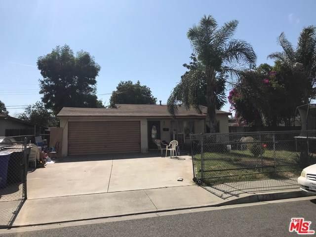 2215 Cynthia Street, Pomona, CA 91766 (#19499416) :: Heller The Home Seller