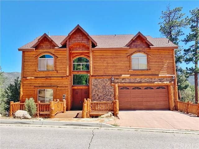 42714 Timberline, Big Bear, CA 92315 (#EV19196594) :: EXIT Alliance Realty