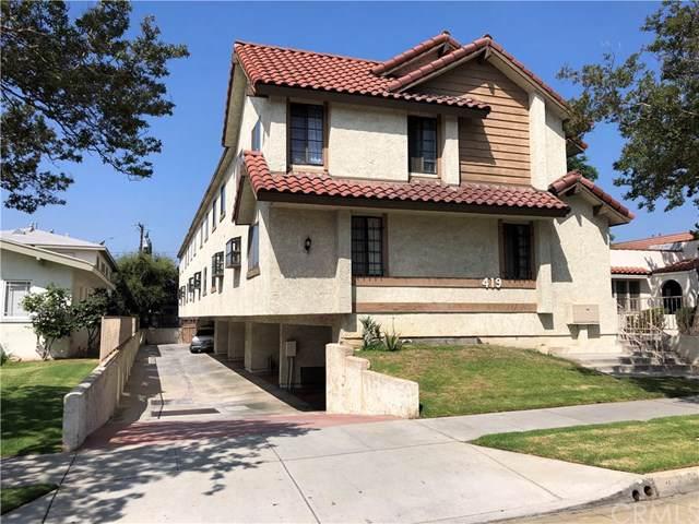 419 N 2nd Street F, Alhambra, CA 91801 (#WS19196635) :: The Laffins Real Estate Team