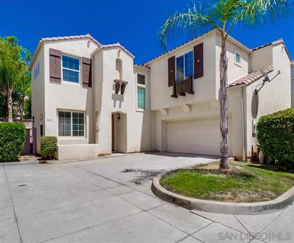 909 Teatro Cir, El Cajon, CA 92021 (#190045757) :: The Laffins Real Estate Team