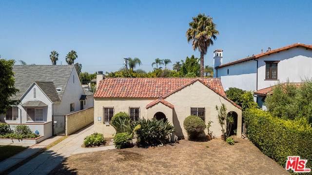 429 N Edinburgh Avenue, Los Angeles (City), CA 90048 (#19500622) :: California Realty Experts