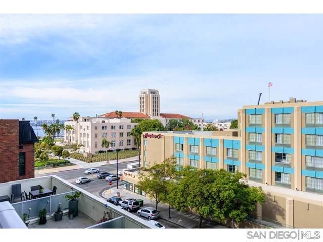 825 W Beech St #304, San Diego, CA 92101 (#190045768) :: Z Team OC Real Estate