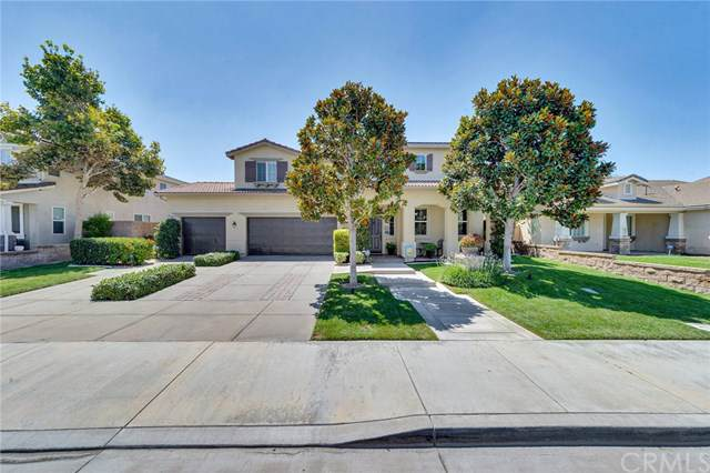 13337 Linnea Street, Eastvale, CA 92880 (#IG19195645) :: The Danae Aballi Team
