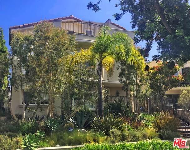 931 10TH Street C, Santa Monica, CA 90403 (#19500832) :: The Danae Aballi Team
